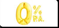 0% P.A